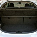 Toyota Yaris Hybrid maletero prueba 1