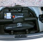 Toyota Yaris Hybrid maletero prueba 4