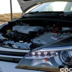 Toyota Yaris Hybrid motor prueba 3