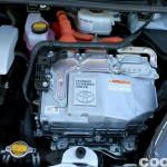 Toyota Yaris Hybrid motor prueba 4
