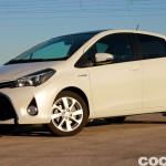 Toyota Yaris Hybrid prueba 1