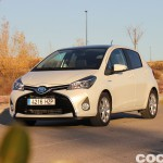 Toyota Yaris Hybrid prueba 10