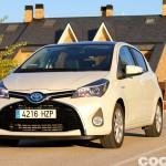 Toyota Yaris Hybrid prueba 12