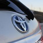 Toyota Yaris Hybrid prueba 14