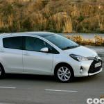 Toyota Yaris Hybrid prueba 15