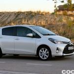 Toyota Yaris Hybrid prueba 17