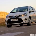 Toyota Yaris Hybrid prueba 18