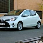 Toyota Yaris Hybrid prueba 19