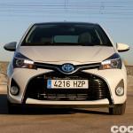 Toyota Yaris Hybrid prueba 2