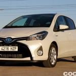 Toyota Yaris Hybrid prueba 3
