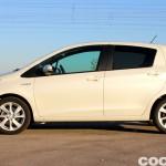 Toyota Yaris Hybrid prueba 4