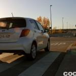 Toyota Yaris Hybrid prueba 8