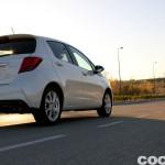 Toyota Yaris Hybrid prueba 9