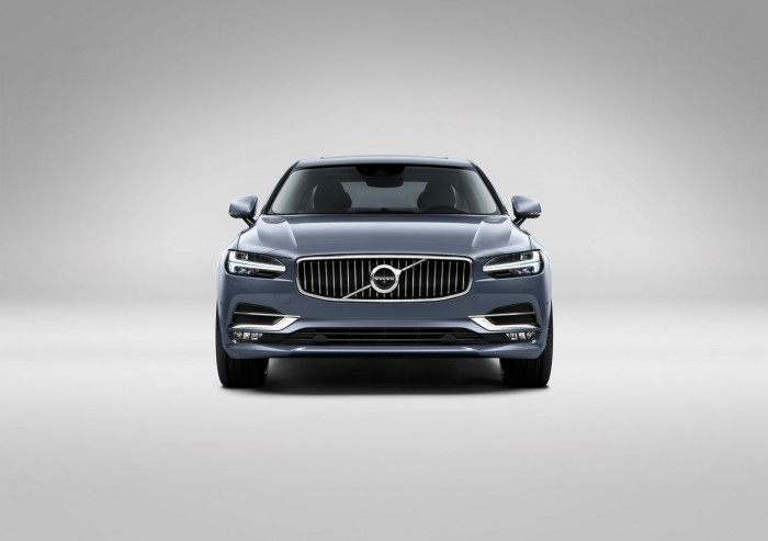 Volvo S90 2016 frontal