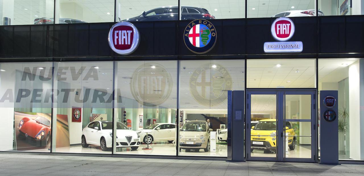 concesionario grupo Fiat