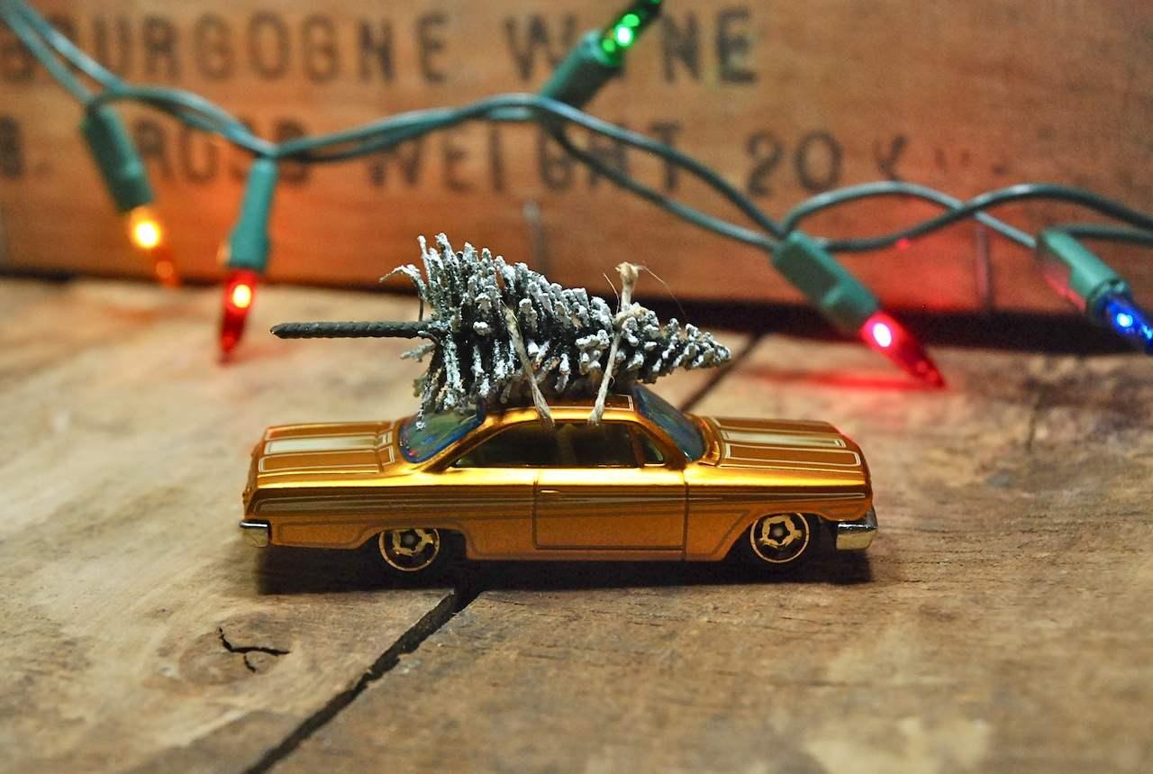 navidad coches