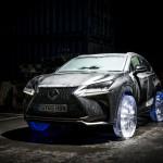 Lexus NX ruedas de hielo