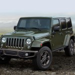 Jeep Wrangler 75 aniversario