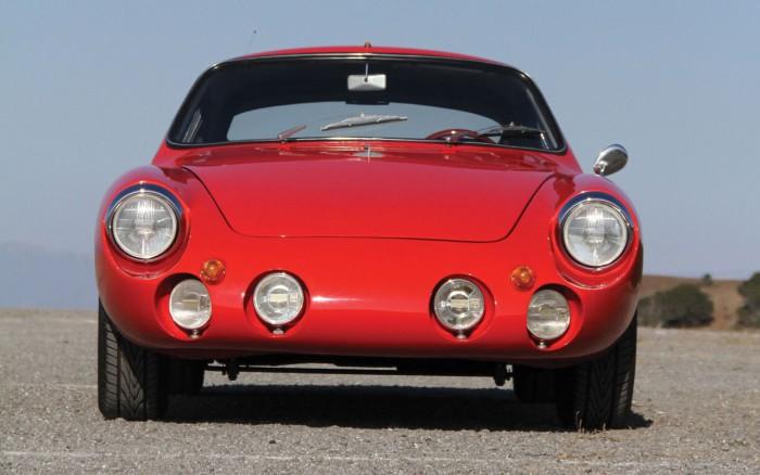 APAL-Porsche 1600 GT Coupe 1962 10