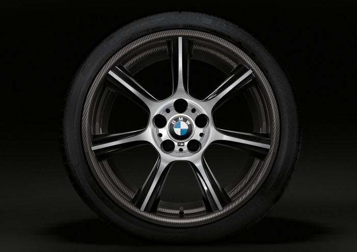 BMW M4 llantas carbono 2