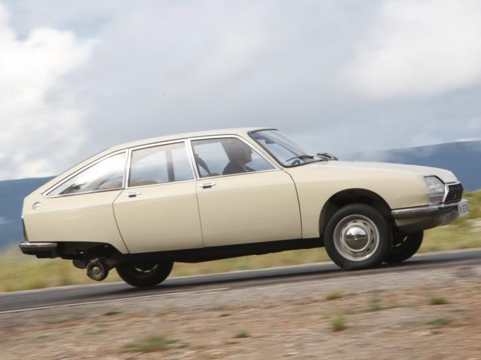 Citroën GS 13