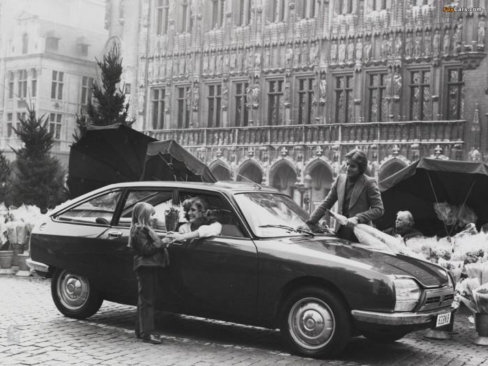 Citroën GS 2