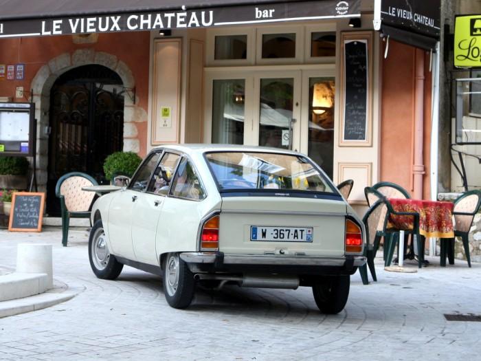Citroën GS 7