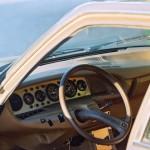 Citroën GS interior 1