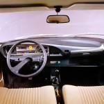 Citroën GS interior
