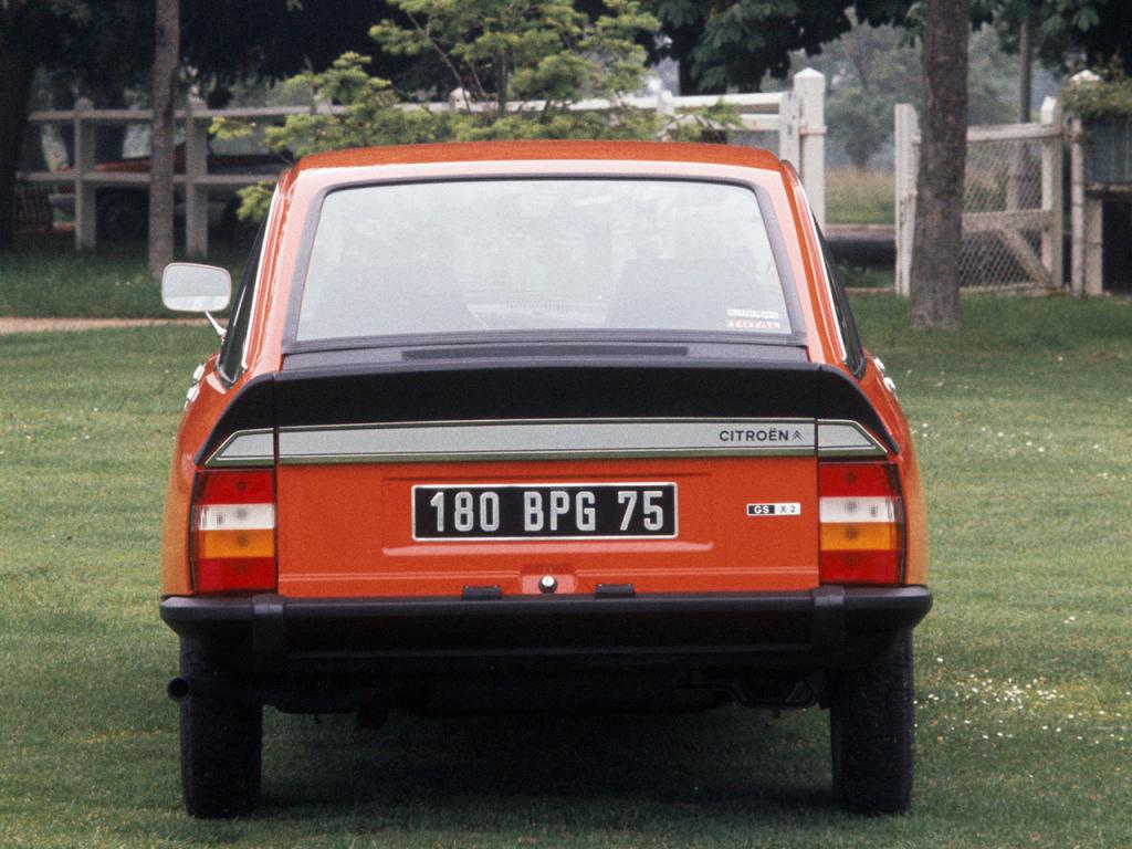 45º Aniversario del Citroën GS, lujo accesible para todos