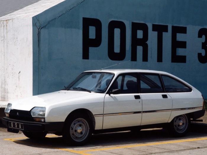 Citroën GSA 5
