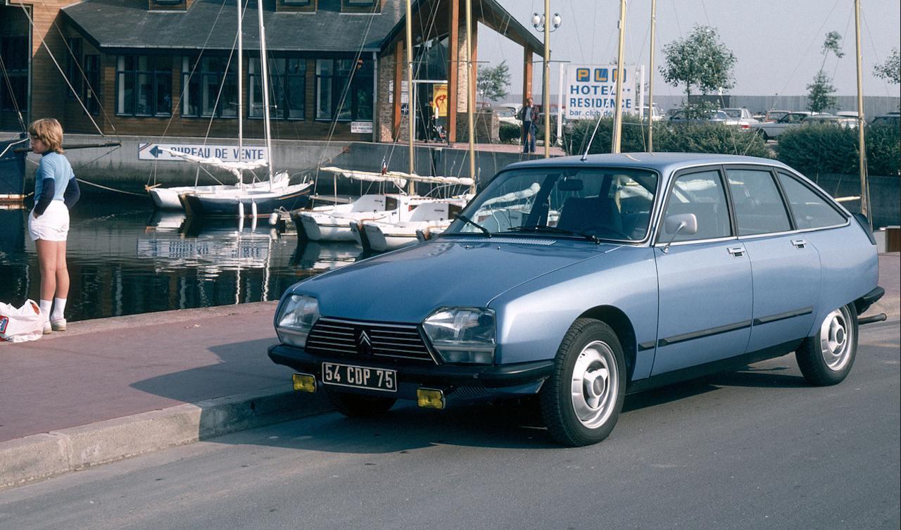 Citroen GS X3 1979