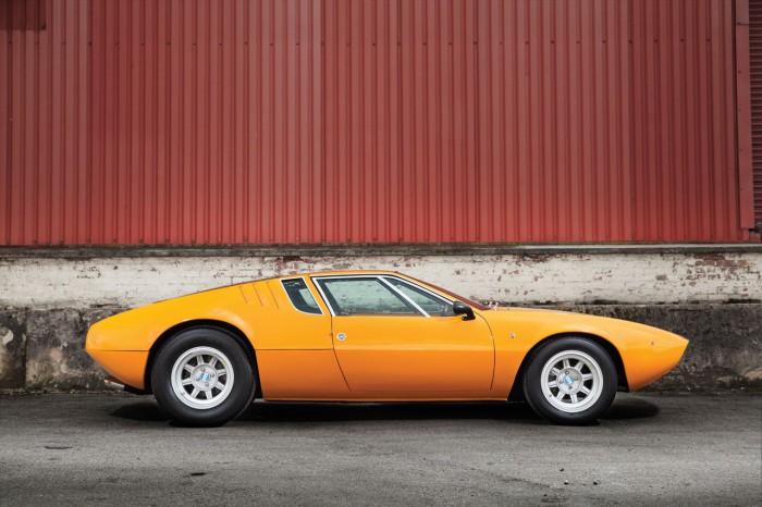 De Tomaso Mangusta 1969 03
