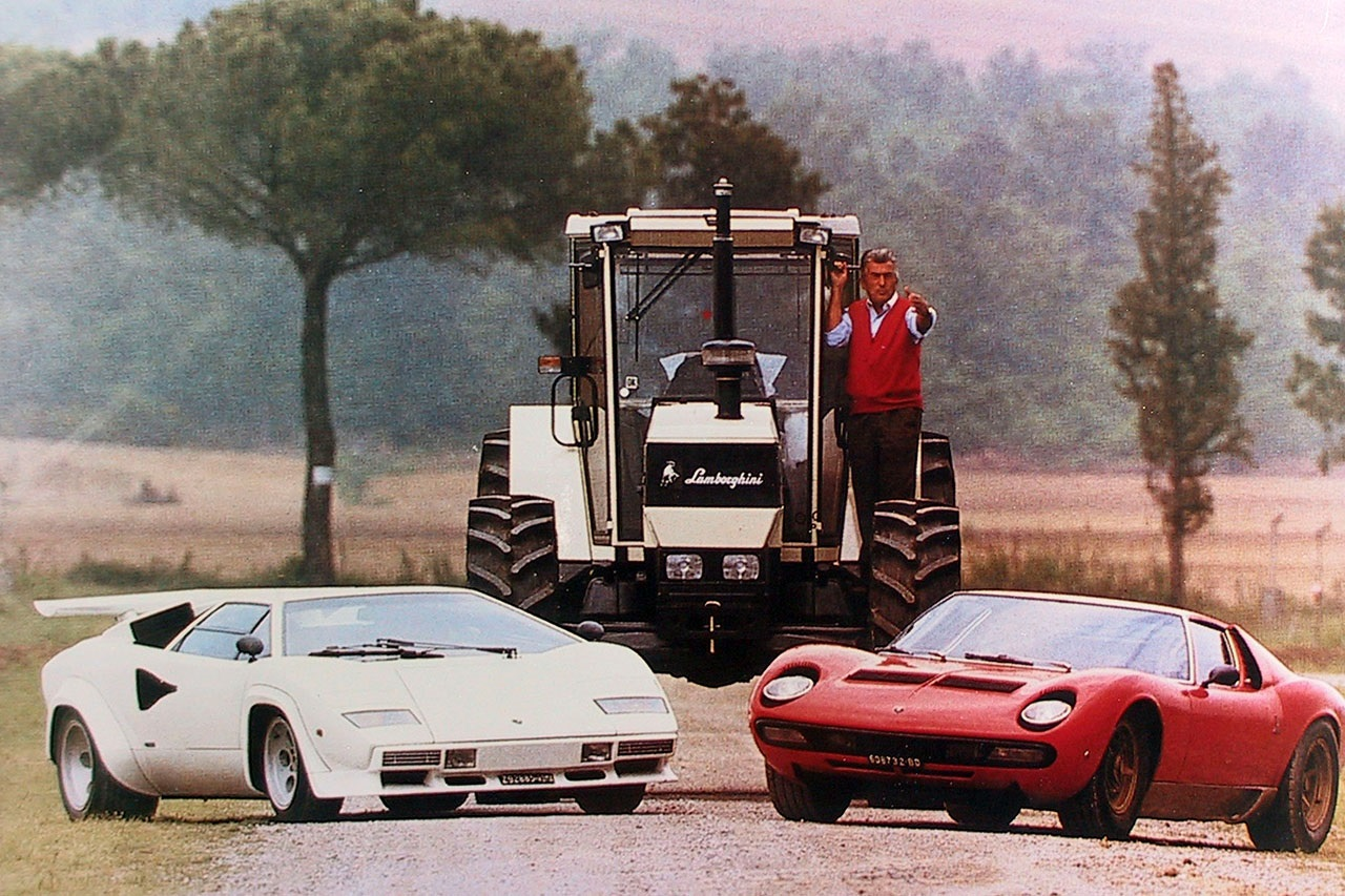 Ferruccio Lamborghini 02