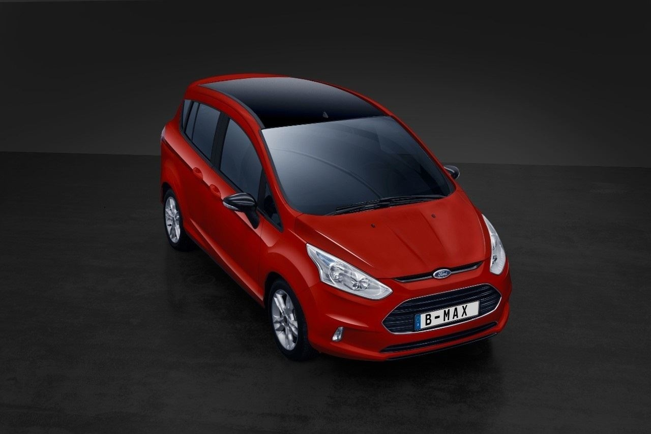 Ford B-Max Color Edition 2016 01
