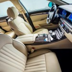 Genesis G90 2016 interior 02