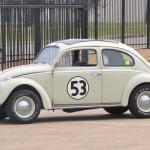 Herbie VW Beetle 1963 subasta 1