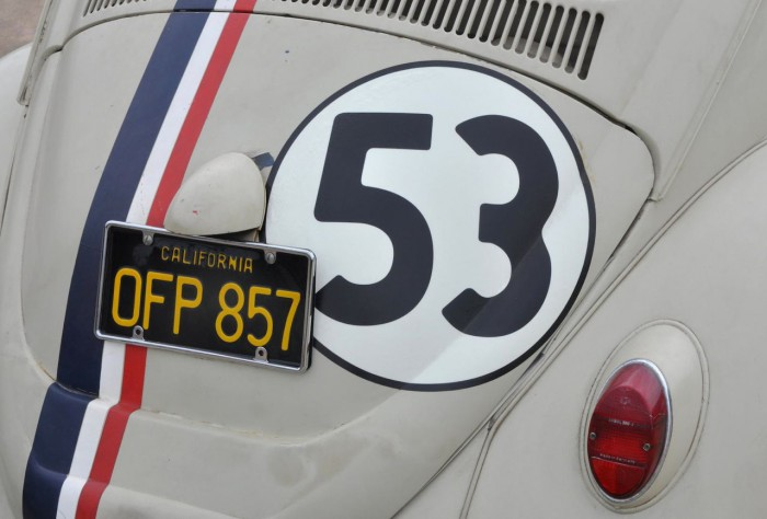 Herbie VW Beetle 1963 subasta 4