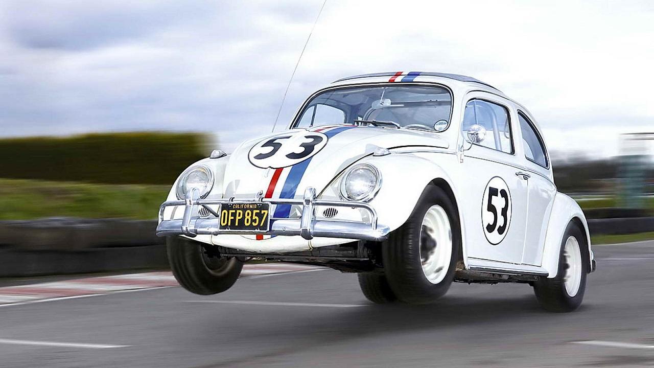 Coches de película Volkswagen Beetle (Herbie)