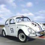 Herbie Volkswagen Beetle