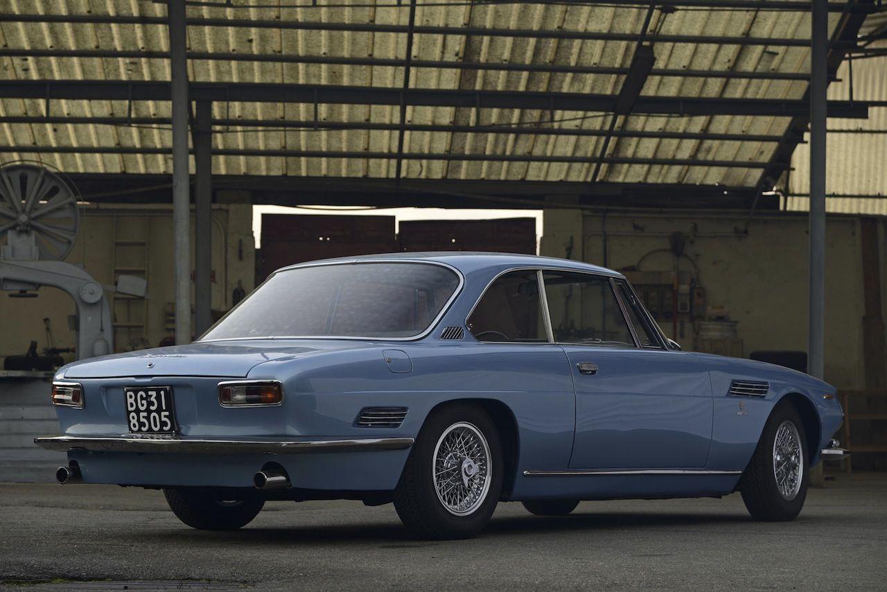 Iso Rivolta IR 300 Coupe 1967 01