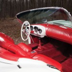 Kaiser-Darrin Roadster 1954 interior 1