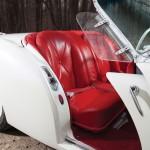 Kaiser-Darrin Roadster 1954 interior 2