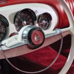 Kaiser-Darrin Roadster 1954 interior 3
