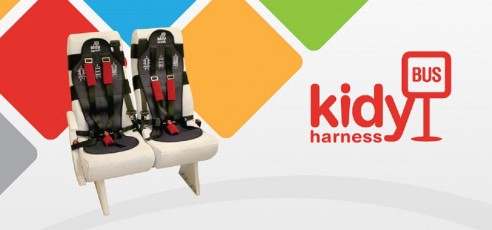 Kidy bus harness 1