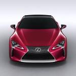 Lexus LC 500 2016
