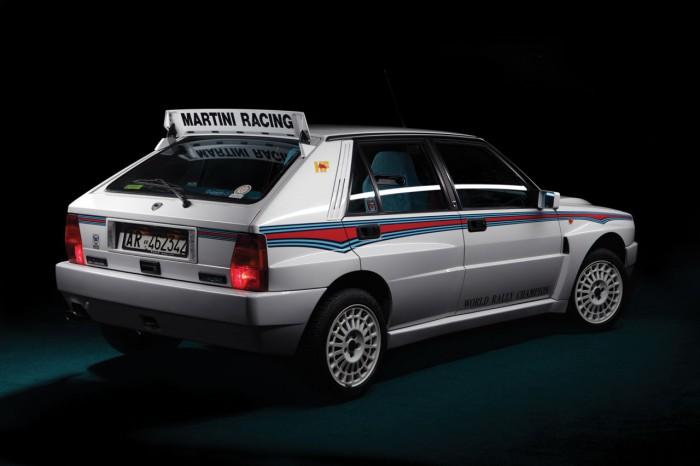 Lancia Delta HF Integrale Evoluzione 1 Martini 6 1992 1