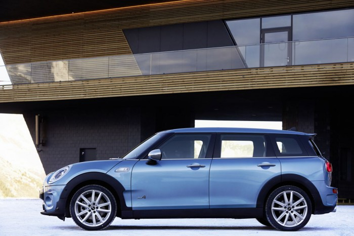 MINI Clubman ALL4 2016 61