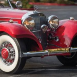 Mercedes-Benz 540K Special Roadster 1937 14