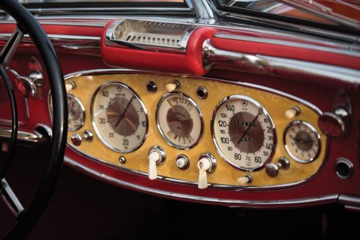 Mercedes-Benz 540K Special Roadster 1937 16